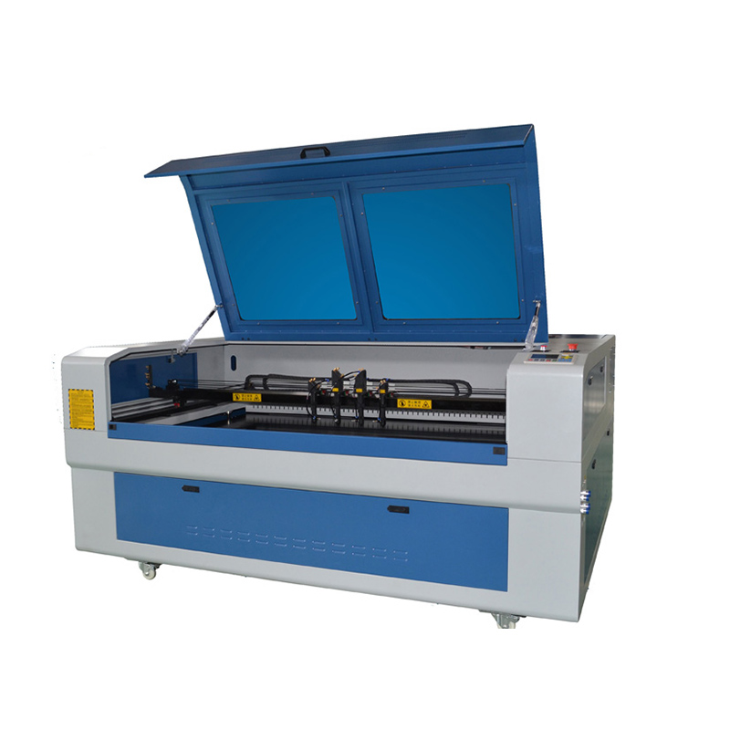 Four Heads CO2 Laser Machine