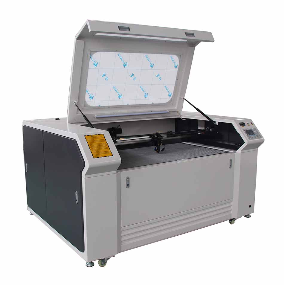 Double Heads CO2 Laser Machine