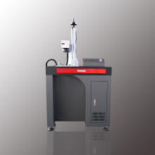 New Design Desktop Fiber Laser Marking Machine 20W 30W 50W