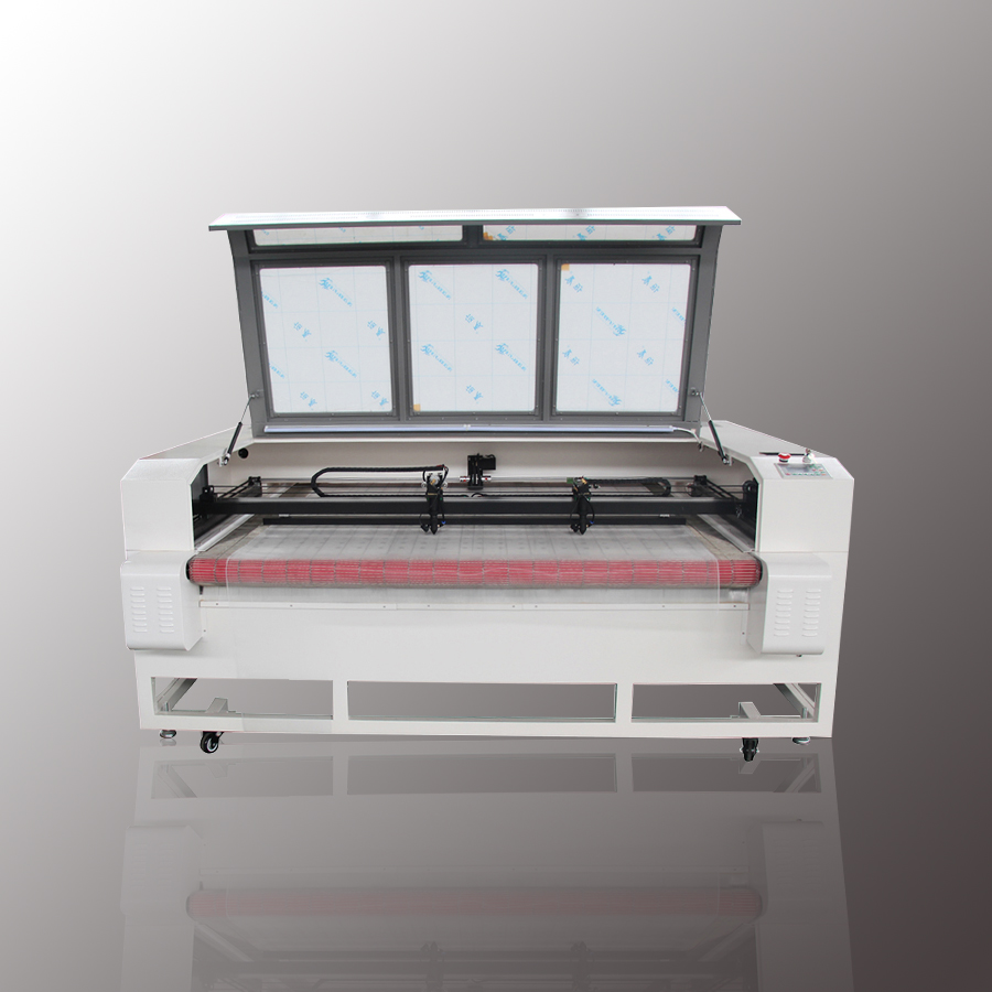 1610/1810 Auto Feeding Laser Cutting Machine for leather /fabric